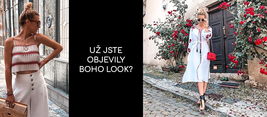 blog top boho - ZAMILOVALY JSTE SI BOHO LOOK? POKUD NE, TAK VĚŘTE, ŽE LETOŠNÍ LÉTO MU NEODOLÁTE –  blogerka Hana, fashioninspobyhana
