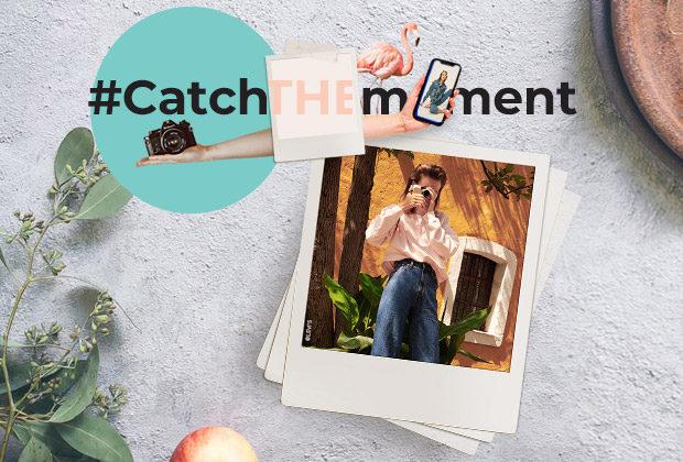 #CatchTheMoment – ZÚČASTNI SE A VYHRAJ SKVĚLÉ CENY