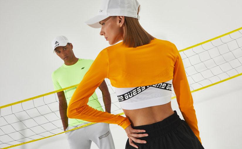 Aktivní pop up store – sportovní oblečení a doplňky hodné šampionů
